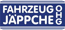 Fahrzeug Jäppche OHG Logo