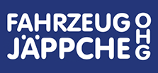 Fahrzeug Jäppche OHG Logo für Mobilgeräte