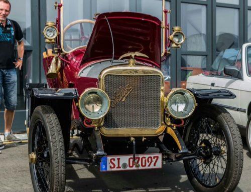 Oldtimer & Classic US-Cars Treffen 2016